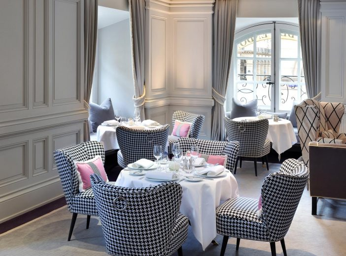 Restaurant «1 Place Vendome», Hotel de Vendome, Paris May 2009